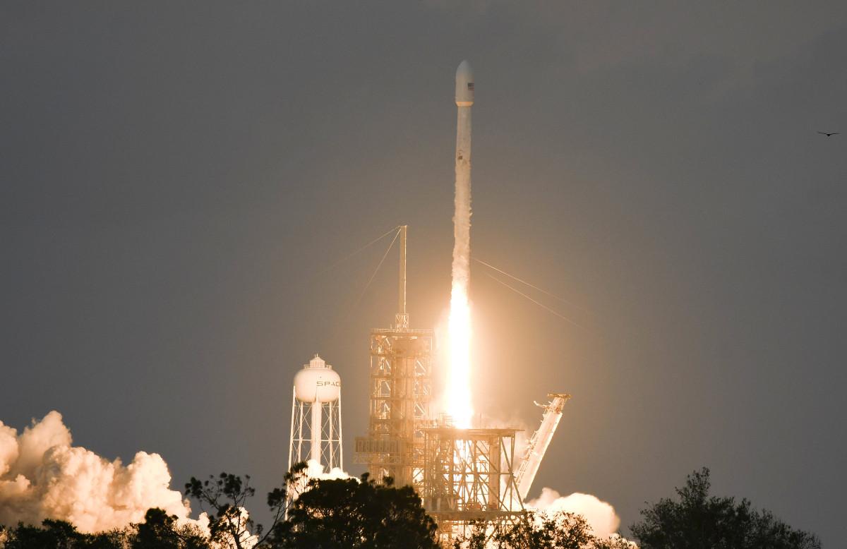 Spacex Aktien