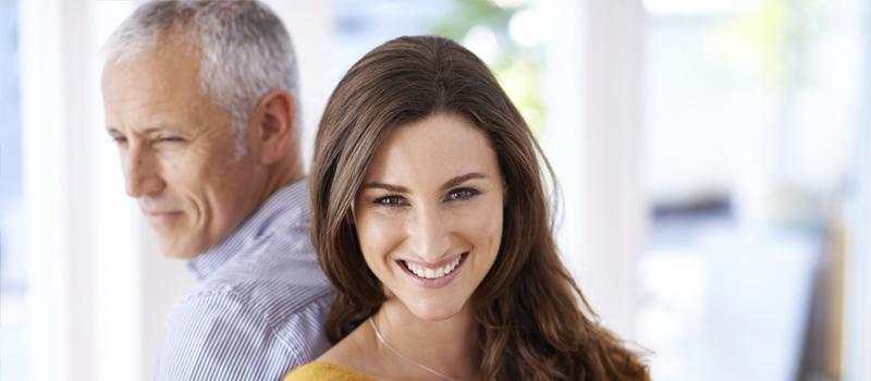 Ältere frauen, die ältere männer für die datierung in delaware suchen