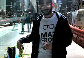 Apple-Fanboy kampiert bereits auf Bürgersteig für neues iPhone