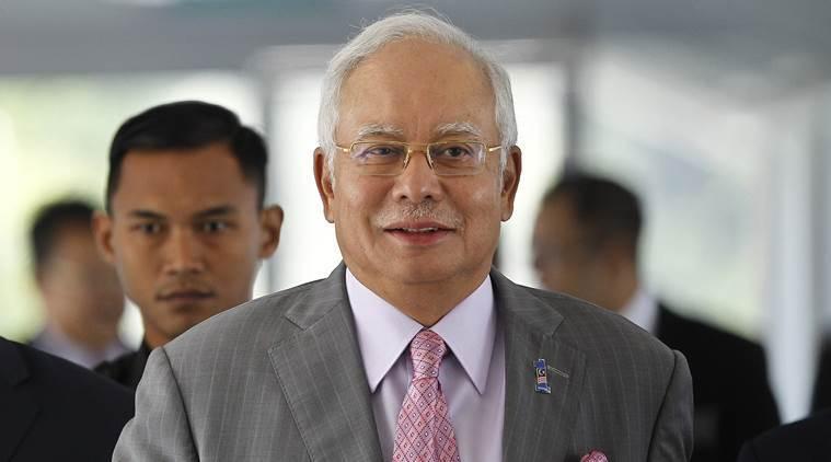 Malaysia vor dem Besuch von Najib in der Anti-Graft-Agentur