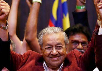 Malaysias Mahathir Mohamad weitet das Durchgreifen von Pfropfen aus und versucht, Staatsschulden abzubauen