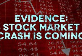 Großes Warnsignal, das zwei globale Aktienmarktabstürze ausgelöst hat, wurde zum dritten Mal ausgelöst