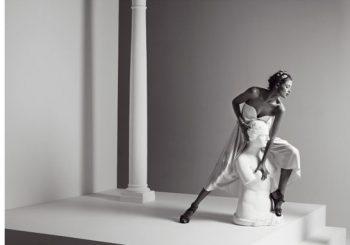 Doutzen Kroes für Vogue Türkei, März 2014