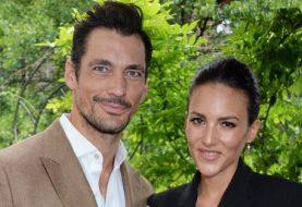 Molly Kings Ex David Gandy erwartet ihr erstes Kind mit ihrer Freundin Stephanie Mendoros