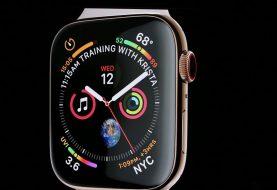 Apple Watch Series 4 enthält ein größeres Display und einen eingebauten EKG-Scanner
