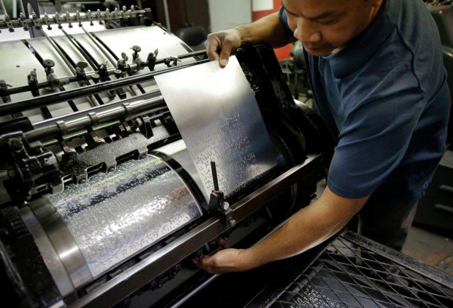 Braille wendet sich der Technologie zu, um die sinkende Alphabetisierung zu verbessern