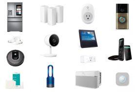 20 Smart-Home-Produkte, die Sie von Ihrem Telefon aus steuern können
