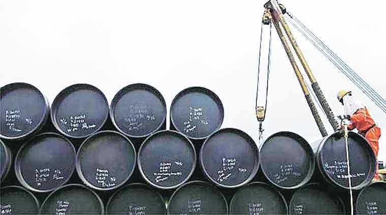 Die Ölpreise sind seit Jahren am höchsten, da sich die Märkte auf die drohenden Sanktionen gegen den Iran einstellen